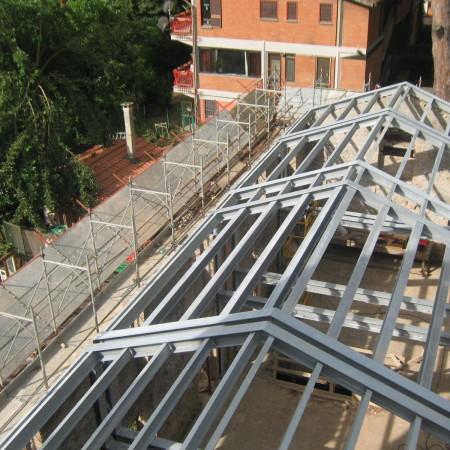 Ristrutturazione Edificio Storico - Roma (RM)